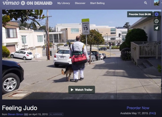 Feeling Judo Video On Demand
